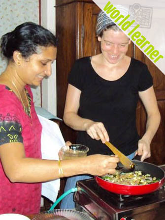 Cooking Course in Kerala, India