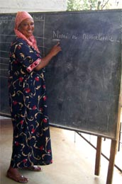 Swahili Teacher
