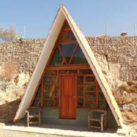 Tipi Accommodation