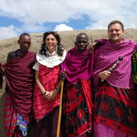 voluntourism maasai