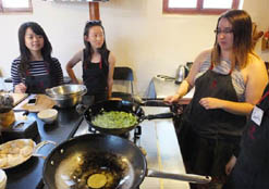 Chinese Cooking Lessons
