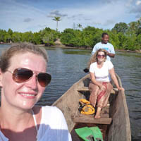 Mangrove tour to Uzi Island