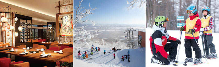 Ski Resort Working Holiday Jobs in Japan