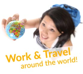 Work and Travel around the World